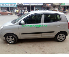 Secondhand - used kia santro car on sale at kathmandu