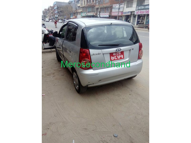 Secondhand - used kia santro car on sale at kathmandu - 2/5
