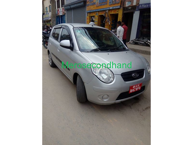 Secondhand - used kia santro car on sale at kathmandu - 3/5