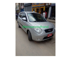 Secondhand - used kia santro car on sale at kathmandu - Image 3/5