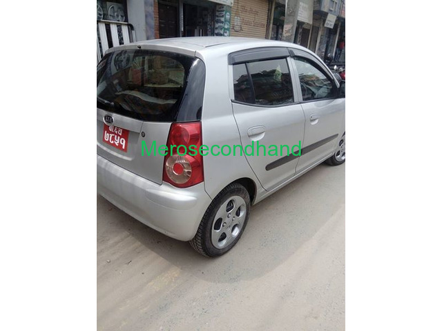 Secondhand - used kia santro car on sale at kathmandu - 4/5