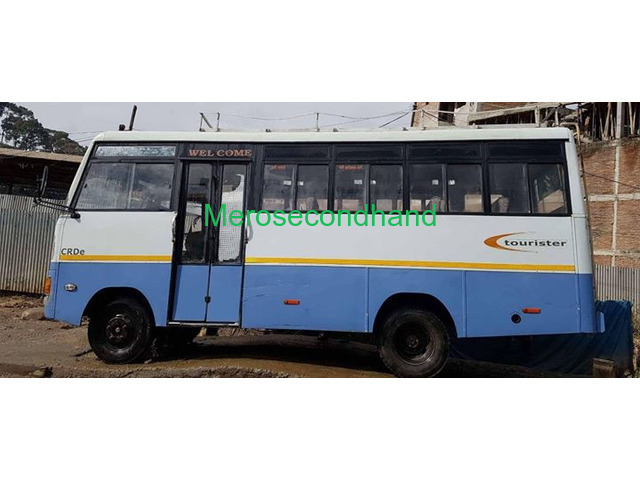 Secondhand local bus on sale with finance at kathmandu nepal - 1/2