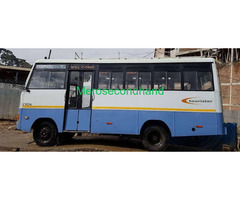 Secondhand local bus on sale with finance at kathmandu nepal