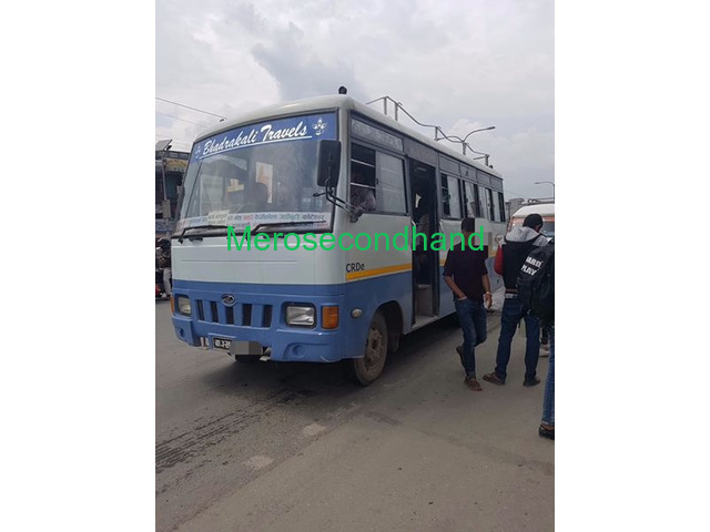 Secondhand local bus on sale with finance at kathmandu nepal - 2/2