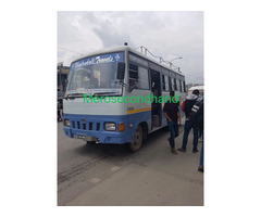 Secondhand local bus on sale with finance at kathmandu nepal - Image 2/2