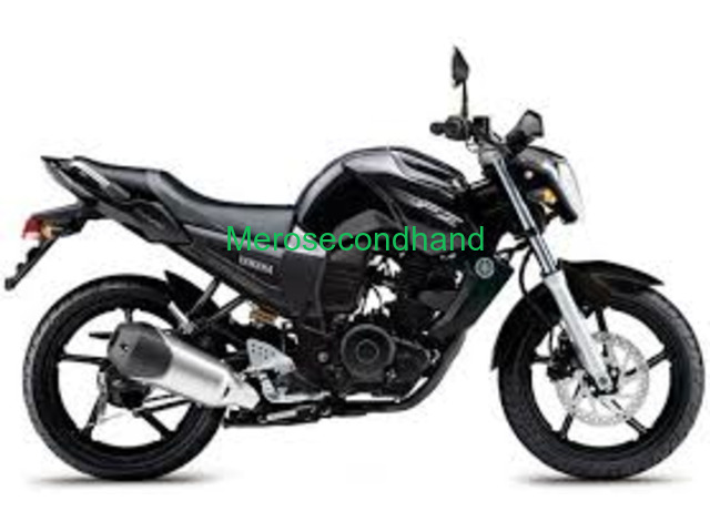 Secondhand - used FZ yamaha bike on sale at kathmandu - 1/1