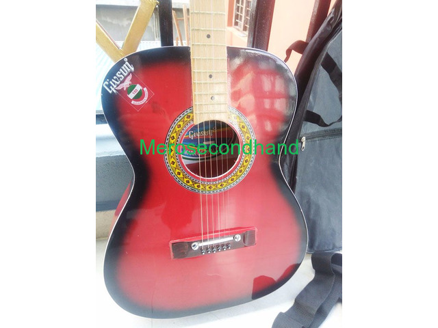 Acoustic Guitar for sale - 8 months old Givsun in Thamel, Kathamandu (Rs 2900) - 2/2