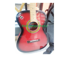Acoustic Guitar for sale - 8 months old Givsun in Thamel, Kathamandu (Rs 2900)
