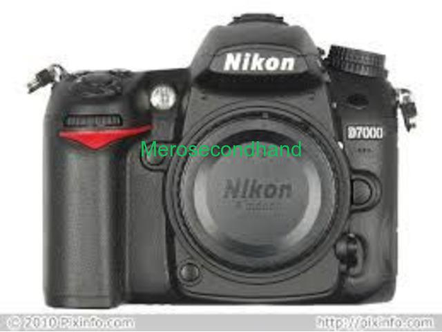 Nikon D7000 - 2/2