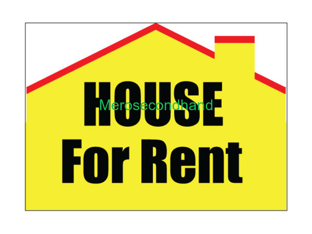 House for rent at kusunti lalitpur nepal - 1/6