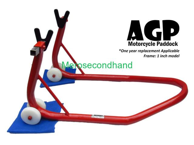 Ktm/ Yamaha 1 Inch Motorcycle Paddock By Agp Nepal - 2/4