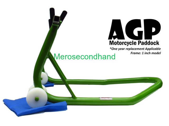 Benelli 1 Inch Motorcycle Paddock By Agp Nepal - 1/3