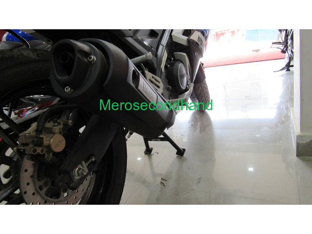 Removable Yamaha R15 Double Stand by AGP Nepal - 4/4