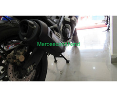 Removable Yamaha R15 Double Stand by AGP Nepal - Image 4/4