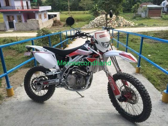 Secondhand - Dirt bike on sale at pokhara nepal - 1/4