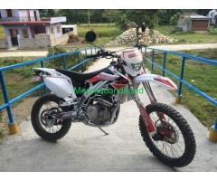Secondhand - Dirt bike on sale at pokhara nepal - Image 1/4