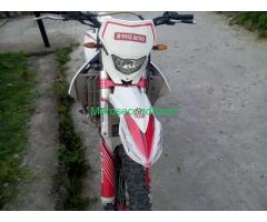 Secondhand - Dirt bike on sale at pokhara nepal - Image 3/4