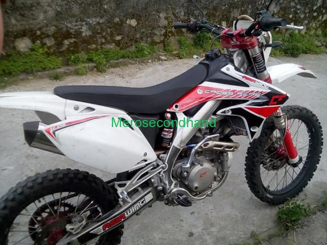 Secondhand - Dirt bike on sale at pokhara nepal - 4/4