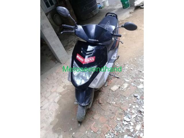 Secondhand - Honda Dio scooty/scooter on sale at kathmandu - 1/2
