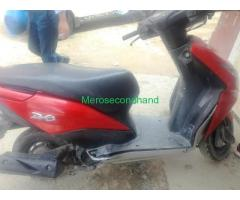 Secondhand - Dio scooty/scooter on sale at kathmandu nepal - Image 1/2