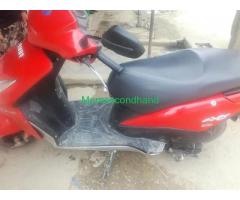 Secondhand - Dio scooty/scooter on sale at kathmandu nepal - Image 2/2