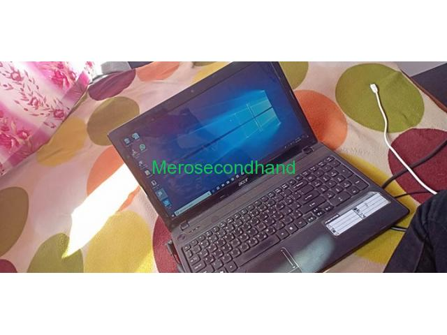 Secondhand - Acer laptop on sale on kathmandu nepal - 1/4