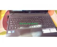 Secondhand - Acer laptop on sale on kathmandu nepal
