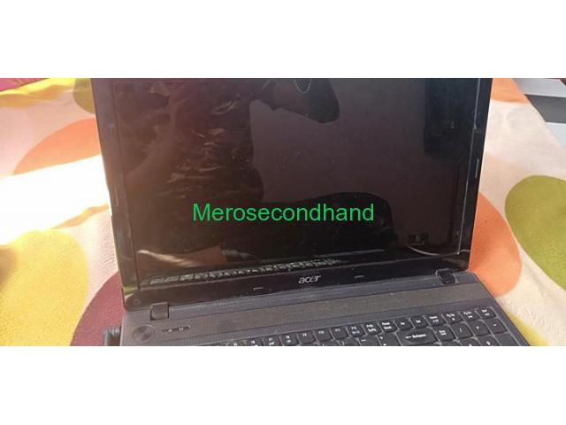 Secondhand - Acer laptop on sale on kathmandu nepal - 3/4