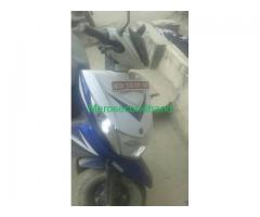 Secondhand - Yamaha Ray z scooty/scooter on sale at koteshwor