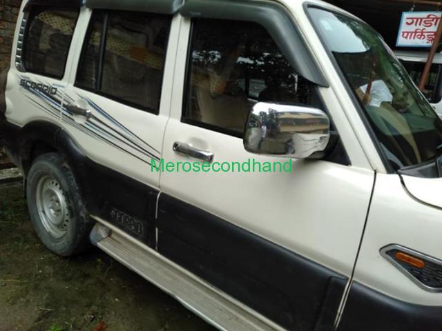 Secondhand - Mahindra scorpio car on sale at kathmandu nepal - 2/6