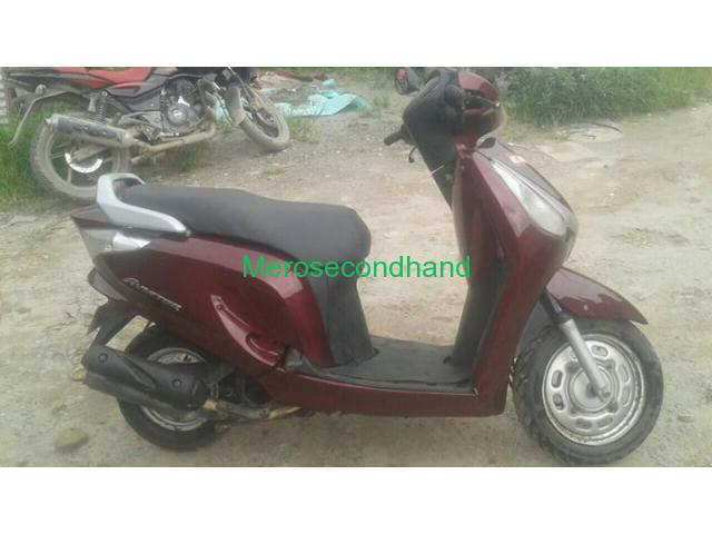 Secondhand - honda aviator scooter on sale - kathmandu - 1/4
