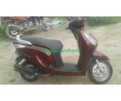 Secondhand - honda aviator scooter on sale - kathmandu - Image 1/4