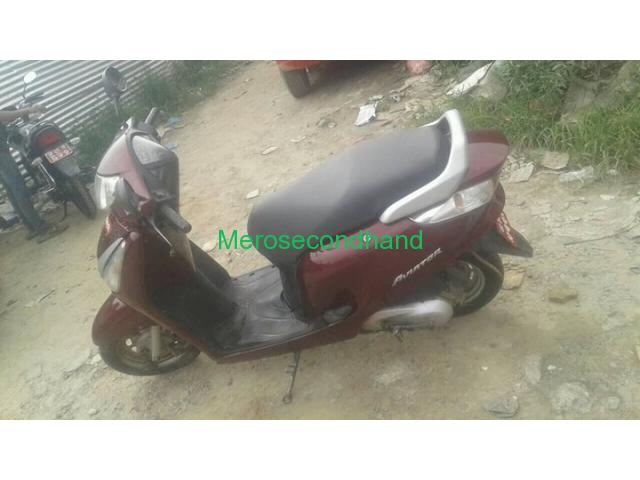 Secondhand - honda aviator scooter on sale - kathmandu - 2/4