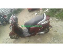 Secondhand - honda aviator scooter on sale - kathmandu - Image 2/4