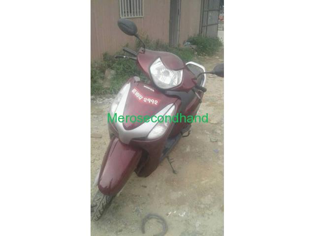 Secondhand - honda aviator scooter on sale - kathmandu - 3/4