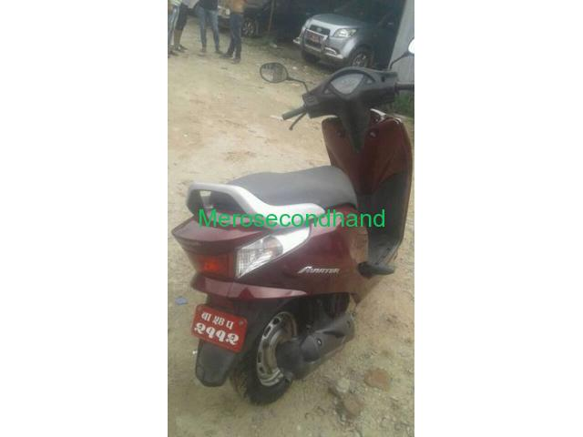 Secondhand - honda aviator scooter on sale - kathmandu - 4/4