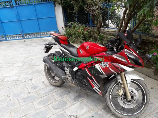 Secondhand - yamaha Fz bike on sale at kathmandu - 1/5