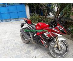 Secondhand - yamaha Fz bike on sale at kathmandu