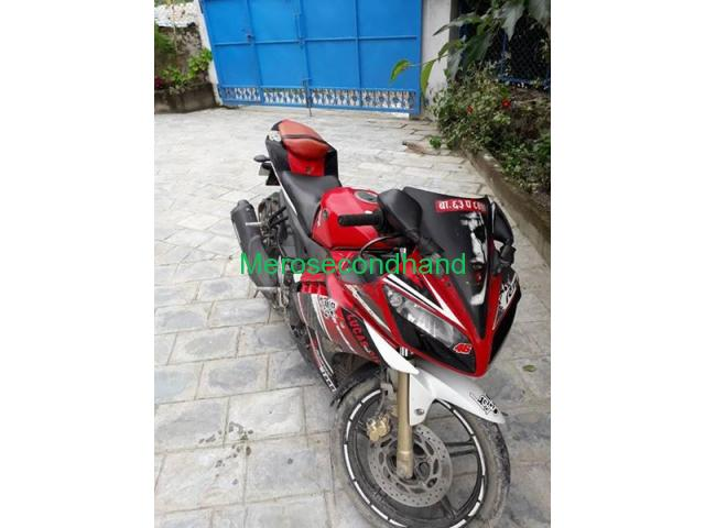 Secondhand - yamaha Fz bike on sale at kathmandu - 2/5