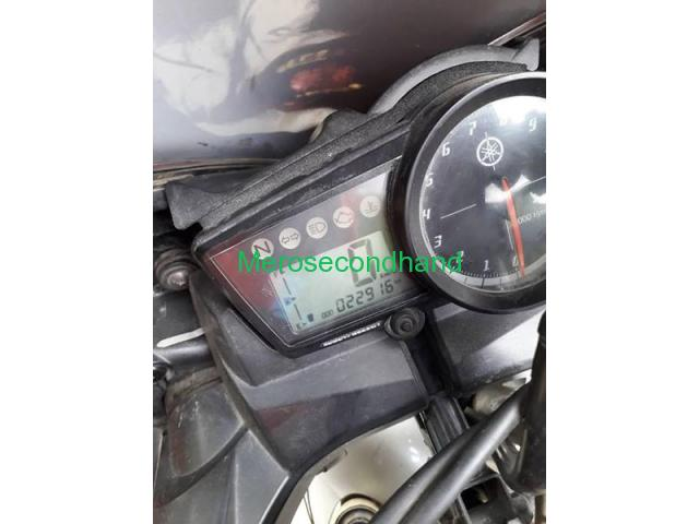 Secondhand - yamaha Fz bike on sale at kathmandu - 3/5
