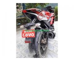 Secondhand - yamaha Fz bike on sale at kathmandu - Image 4/5