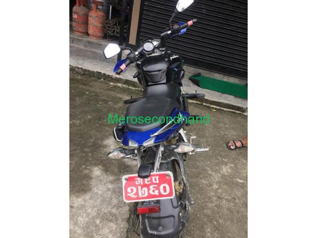 Secondhand - pulsar 200 ns bike on sale at pokhara nepal - 2/3