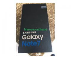 Samsung Galaxy Note 7 128GB (Unlocked)