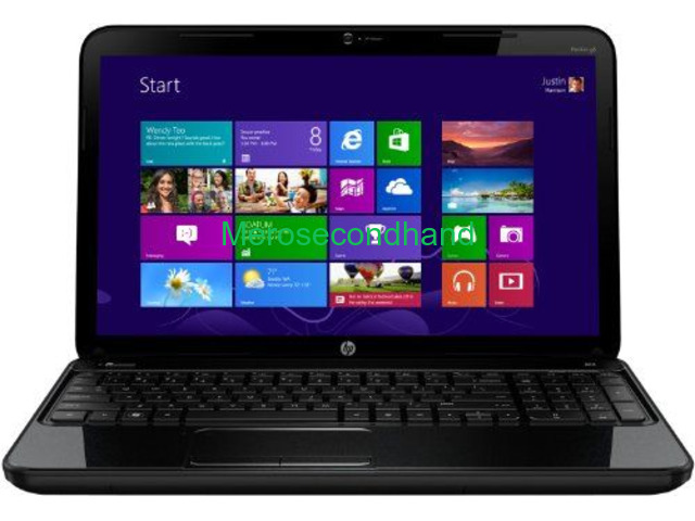 Hp Pavilion G6 Laptop On Sale - 1/1