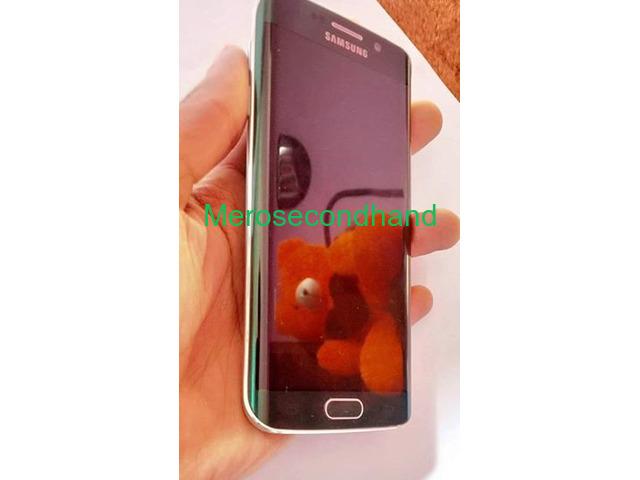 Secondhand Samsung s6 on sale at kathmandu - 1/2