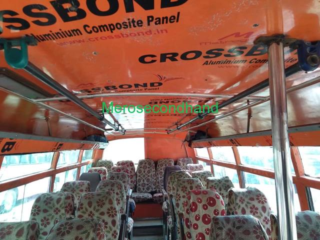 Secondhand Bus on sale at kathmandu - 2/4