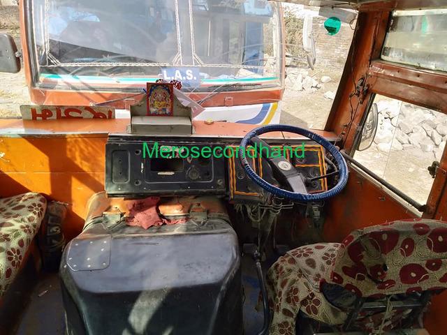 Secondhand Bus on sale at kathmandu - 3/4