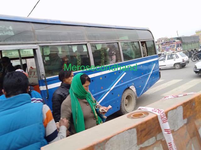 Secondhand Bus on sale at kathmandu - 4/4