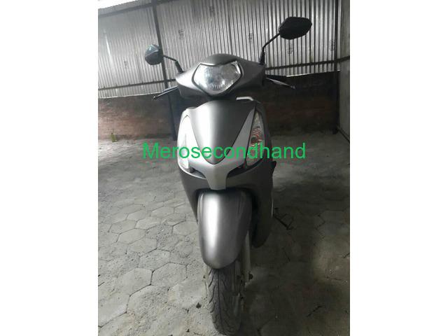 Fresh Aviator scooty/scooter on sale at kathmandu - 1/4