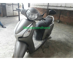 Fresh Aviator scooty/scooter on sale at kathmandu